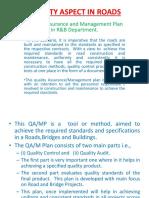 Qamp Roads Ppp