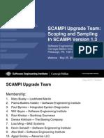 Scampi v1_3 Sampling