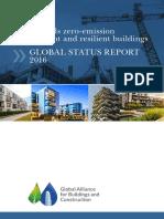 Towards Zero Emission Resilient Buildings