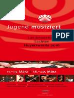 Jumu 2016 Programmheft Online