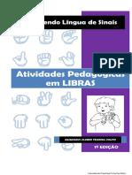 7209 - Aprendendo Língua de Sinais - Atividades Pedagógicas Em Libras (PDF)