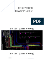 Pce – Rti Covered Walkway Phase 2