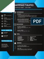Resume Design 1
