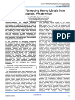methods of removing heavy metals from industrial wastewater.docx