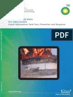 Extract From BP Tank Fire Handbook