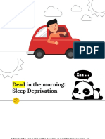 sleep deprivation  slides