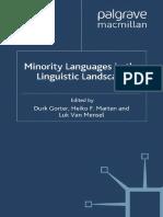 (Palgrave Studies in Minority Languages and Communities) Durk Gorter, Heiko F. Marten, Luk Van Mensel (eds.)-Minority Languages in the Linguistic Landscape-Palgrave Macmillan UK (2012).pdf