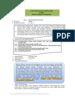 UKBM Sastra Inggris X KD 3.1 - 4.1 Formulir