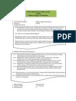 UKBM Sastra Inggris X KD 3.5 - 4.5 Recount Text