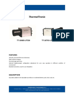 ThermalTronix TT 1040S UTCM Datasheet - THERMAL CAMERAS