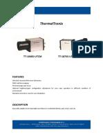 ThermalTronix TT 1040S UTCM Datasheet - THERMAL CAMERAS