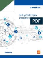 Turkiyedeki Dijital Degisime CEO Bakisi