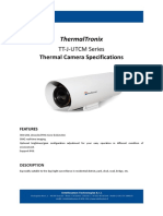 ThermalTronix TT-J-UTCM Series Datasheet - THERMAL CAMERAS