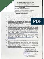 Pengumuman Hasil Skd Cpns Pemerintah Kabupaten Lebong Tahun 2018