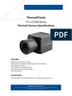 ThermalTronix TT-L-UTCM Series Datasheet - THERMAL CAMERAS