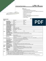 LPH-18-SPEC