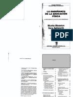 1993 - La enseñanza de la Educación Física - Muska Mosston.pdf