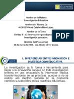 2.2 Paradigmas en La i. e.. Ana Niño
