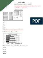 Simualdo de Matematica 5c2b0 Ano Parte 7