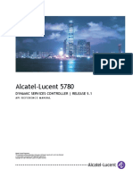 5780 DSC API Reference Manual