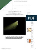 Lumina Si Intunericul in Mitologie Si Simboluri