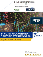 3rd Fund Management Certificate Program_May2019