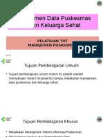 Paparan Manajemen Data 4 juli.ppt