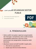 lapkeu sektor publik