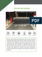 Car Park Solution