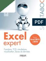 [EYROLLES] Excel Expert 2010 Et 2013