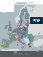 SchematicA0 EUcorridor Map