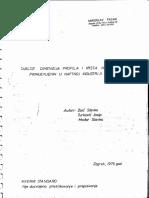 Dimenzije Profila i Navoja Za Naftnu Ind