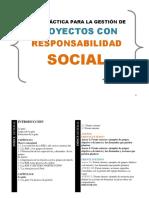 Guía P.para La Gestión de Proy.con RSE,01.03.12 GyM S.a.