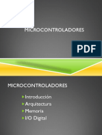 Introduccion a Los Microcontroladores y MEF
