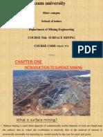 surface mining.pptx