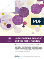 Intro on Ovulation and Fertility