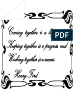 Quotes for Printing