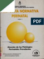 Atencion de Las Patologias Perinatales Prevalentes Completo