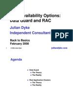 High Availability Basics