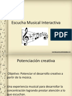 Ppt Escucha Musical Interactiva