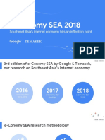 E-Conomy SEA 2018 by Google & Temasek