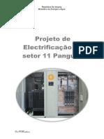 Projeto de Electrificação Do Setor 11 Panguila