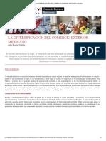 La Diversificación Del Comercio Exterior Mexicano _ Analisis