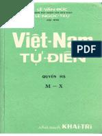 Viet Nam Tu Dien II