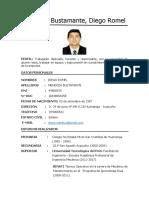 Curriculum Vitae (Diego Romel Mb)2