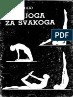 Jasmina Puljo Mini Joga Za Svakoga