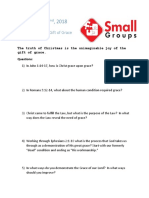 Small Group Question 12.2.18