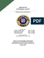 Rangkuman IA Bab 7. Pekerjaan Lapangan II