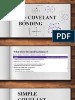 Chemistry Presentation · Covelant Bonding