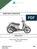 Parts Liberty